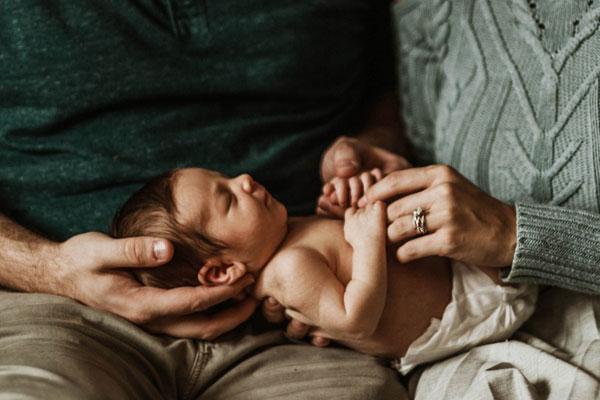 Jewish Baby Naming Ceremony - Massachusetts